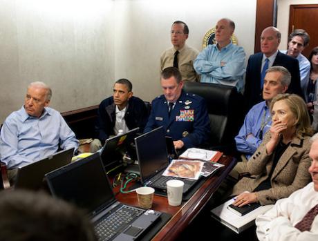 Bin Laden WH
